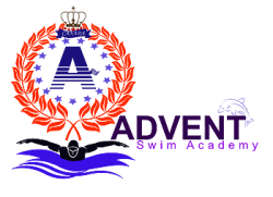 ADVENT SWIM ACADEMY Logo